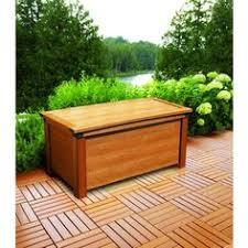 outdoor cedar storage box great for toys gardening supplies