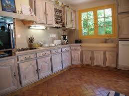 cuisine blanc cérusé cuisine chêne céruse en photo