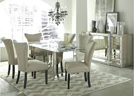 Zgallerie Dining Room Table Z Mirrored Also Round