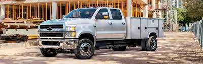 Chevrolet Silverado Medium Duty Trucks | Abilene, TX
