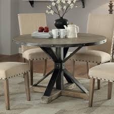 Value City Furniture Kitchen Chairs by Coaster Tobin Rustic Table And Chair Set With Nailhead Trim