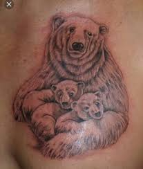 Panda Bear Tattoo Meaning With Momma And Baby Bears