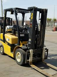 USED FORKLIFTS - MEDLEY EQUIPMENT - OK | TX | NM |2011 LP GAS YALE ...