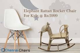 Elephant Rattan Wicker Rocker #Chair At Just Rs:5999 ... Charles Eames Rocking Chair Elephant Grey At 1stdibs Kristalia Rocking Chair Whiteoak L Ozkezlabxrf3lvr6gqyw Solid Wooden Rocker Leather By Stylepark 1st Generation Elephant Hide Grey Rope Edge Armchair Buy Animal Adventure Circus Online Teamson Kids Safari Chairs Play Mamas Papas Ellery Vidaxl Baby Bouncers Rockers