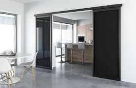 separation cuisine salon vitr wunderbar porte coulissante pour cuisine impressionnant placard