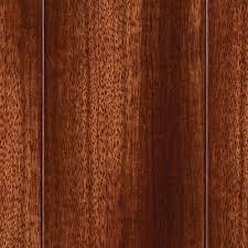 Santos Mahogany Hardwood Flooring by Mahogany Dark Wood Samples Wood Flooring The Home Depot