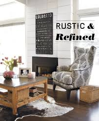 Home Decor Rustic And Refined