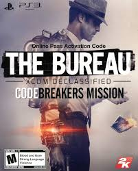 the bureau ps3 the bureau xcom declassified 2013 playstation 3 box cover