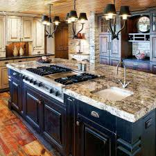 Kitchen Island With Cooktop And Seating Marble Countertops Pros Cons And Some Alternatives