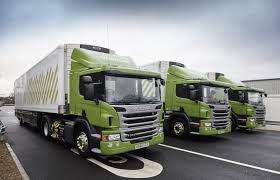 Waitrose Reveals New CNG Truck Fleet | The Engineer The Engineer