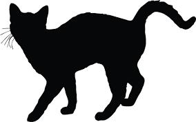 cat silhouette cat silhouette vector free free clip free clip