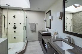 Modern Master Bathroom Images by 15 Master Bathrooms With Dual Vanities Page 2 Of 3
