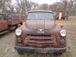 100 1956 Dodge Truck For Sale AuctionTimecom DODGE JOB RATED DELUXE H Online Auctions