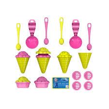 American Plastic Toys My Very Own Ice Cream Cart Walmartcom