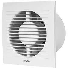 ø 125mm wandventilator badlüfter lüfter abluft ventilator küche wc bad
