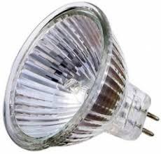 mr16 12 volt 10 watt 36 degree closed front halogen dichroic