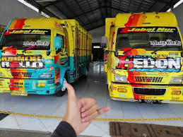 100 Truck Mania 1 Indonesian Photography Indotruckerid