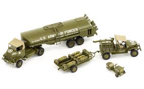 100 Service Trucks For Sale On Ebay Airfix A06304 USAAF 8th Air Ce Bomber Resupply Set Vehicles