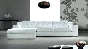 canape d angle en cuir blanc canape angle cuir design canapac dangle cuir 7 a 10 places kamelia