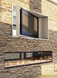 How To Put In A Gas Fireplace by Best 25 Outdoor Gas Fireplace Ideas On Pinterest Patio Gas