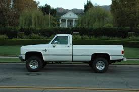 1987 Chevy Silverado 3/4 Ton 4x4 Fuel Injection Truck - Classic ...