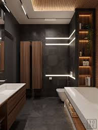 Modern Master Bedroom With Bathroom Design Trendecors 20 Inexpensive Interior Design Ideas To Copy Bathroom