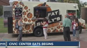 100 Denver Trucks Food Trucks Invade Downtown For Civic Center Eats