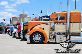 100 Show Semi Trucks Event Alert 33rd Annual Shell ROTELLA SuperRigs
