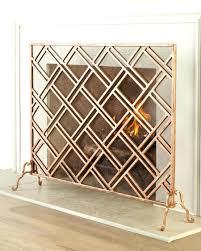 Gas Light Mantles Home Depot by Flat Fireplace Screens Home Depot Leaf Screen Target Modern Brass