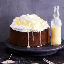 Kuchen Mit Flã Ssigem Kern Schokotorte Mit Flüssigem Kern