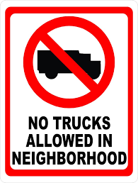 No Trucks Allowed In Neighborhood Sign – Signs By SalaGraphics Fork Lift Trucks Operating No Pedestrians Signs From Key Uk Street Sign Stock Photo Picture And Royalty Free Image Vermont Lawmakers Vote To Increase Fines For Truckers On Smugglers Mad Monkey Media Group Truck Parking Turn Arounds Products Traffic I3034632 At Featurepics Is Sasquatch In The Truck Shank You Very Much 546740 Shutterstock For Delivery Only Alinum Metal 8x12 Ebay R52a Lot Catalog 18007244308 Road Sign Clipart Clipground Floor Marker Forklift Idenfication