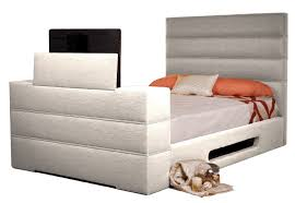 Amazon Super King Headboard by 8 Best Tv Beds With Built In Tvs Qosy