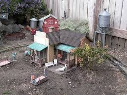 Farm In Garden Railroad | Outdoors | Pinterest | Gardens, In And ... Huge Freight Train Gets Inside A Backyard Muscle Cars Zone Carolwood Pacific And Other Railroads Imageering Disney Astonishing Private Model Railroad In German Youtube S L Shortline Youtube Ideas Grizzly Flats Railroad Nthe Emma Nevada Locomotive Passenger Railroad 7 14 Zoll Gartenbahn Large Scale Wwwgpdtoytrainmuseumcom Riverside Mans Personal Set Of Mini Trains On Track For Memorial Shandon By Diamond Car Works Hydraulic Locomotive Build Tips My Centralia Garden Farm Outdoors Pinterest Gardens In