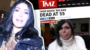 Big Ang Mural Brooklyn by Big Ang News Pictures And Videos Tmz Com