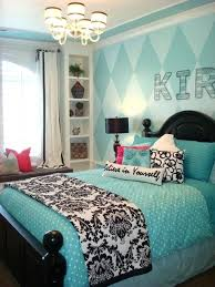 Girls Blue Bedroom Teen Bedrooms Design Dazzle