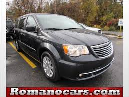 Location Syracuse NY Chrysler Town And Country Touring In