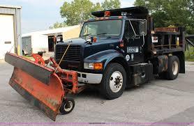1999 International 4700 Dump Truck | Item J2160 | SOLD! Sept...
