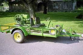 Jacks Old Farm Stationary Engines And John Deere Go Cart