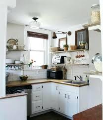 amenagement cuisine rectangulaire cuisine en bois beau amenagement cuisine ouverte 2