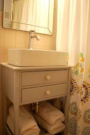 Shabby Chic White Bathroom Vanity by Bathroom Furniture Bathroom Modern Cream Solid Woodn Bathroom