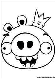Angry Birds Coloring Sheets To Print Index Pages Printable
