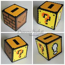 Mario Bros Question Block Lamp by How To Make A 3d Mario Coin Box 4 Steps With Pictures