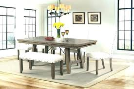 Dining Room Bench Exquisite Ideas Sets With A Seat Corner