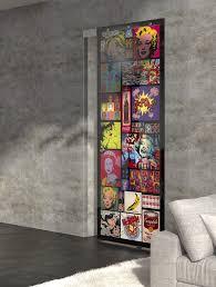 100 Pop Art Bedroom Sliding Door Glamour Design Glass Interior Design Pop