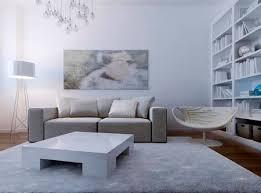 gemütliches wohnzimmer high tech stil 3d render