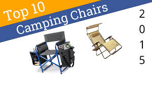 10 best cing chairs 2015 youtube