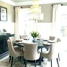 Dining Room Curtain Styles Ideas For Window Formal Living