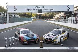 100 Spa 34 Doubl De BMW Aux 24 Heures De Francorchamps