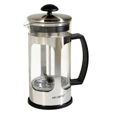4 Cup Mr Coffee Daily Brew French Press Maker