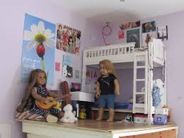 Bedroom All American Doll Furniture 18 Girl Doll Furniture